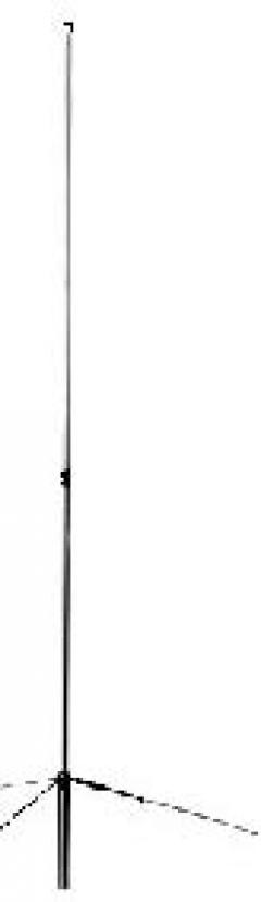 Diamond V-2000 6m/2m/70cm Base Antenne